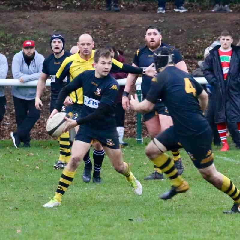 Burnage 1 vs. Warrington (3/1/2019)