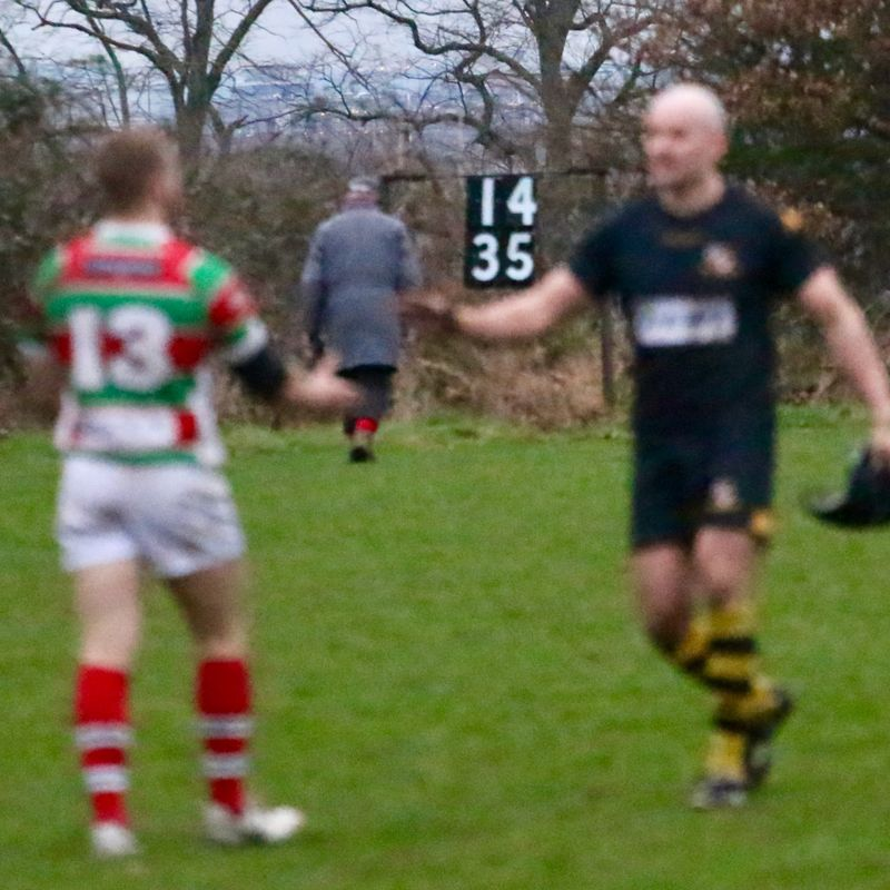 Burnage 1 vs. Warrington (3/1/2019)