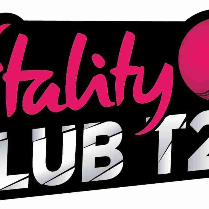 Hyde To Host Vitality Club T20 Finals Day