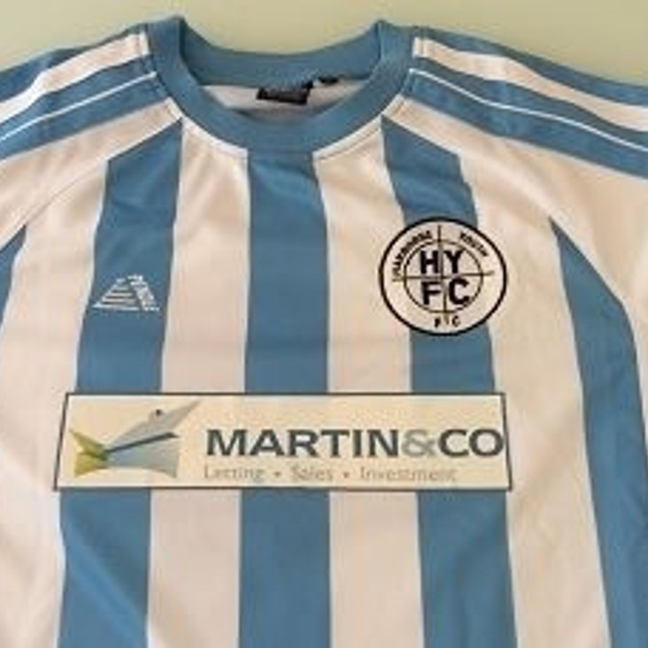 Harborne Youth Under 16s kit has arrived!<