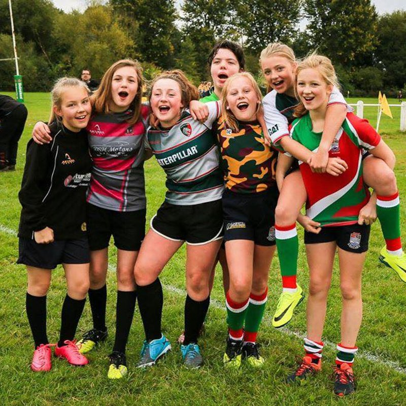 Schools festival at Lutterworth RFC
