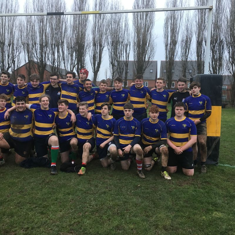 Rugby & District u17s