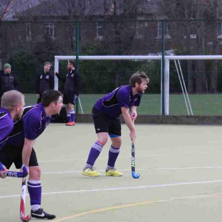 North Shields 1s (7) v (5) Driffield 1s - Match Report