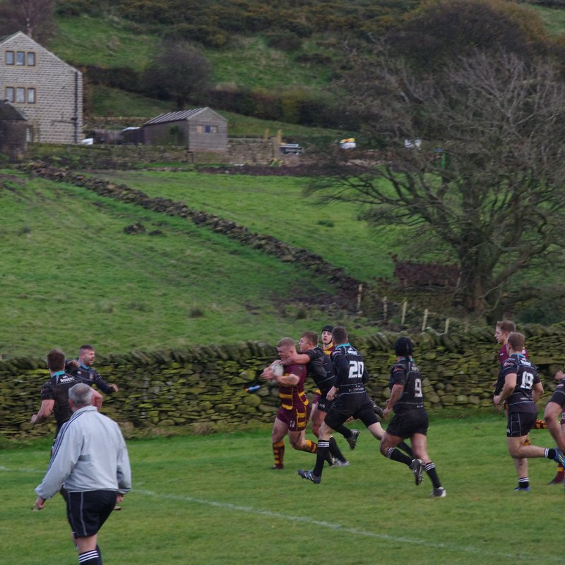 Sharlston 10 Underbank 38