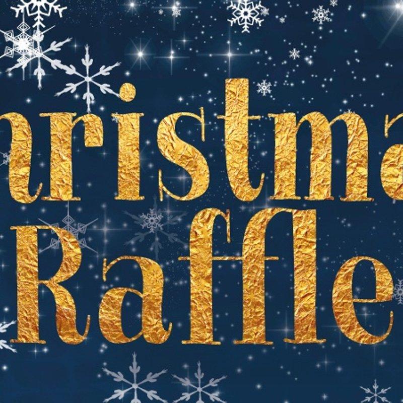 Christmas Raffle & Fun Day - Sunday 17 December