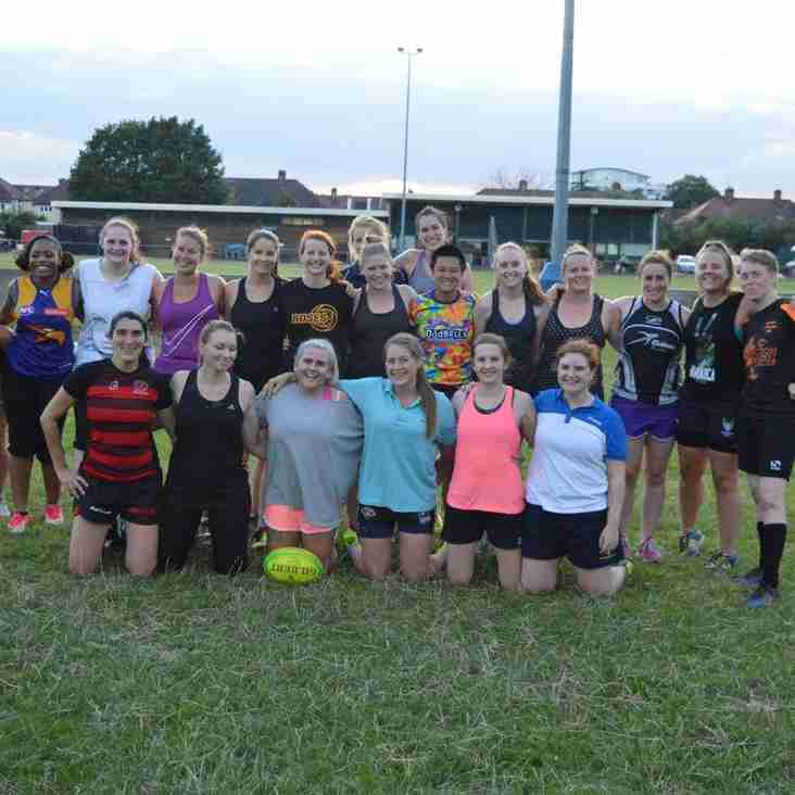 Beckenham Ladies - pre-season starts 21 June