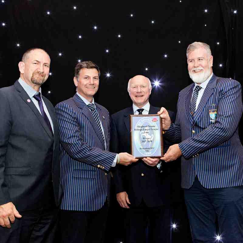 Kent County RFU Awards Night 2017/18 season