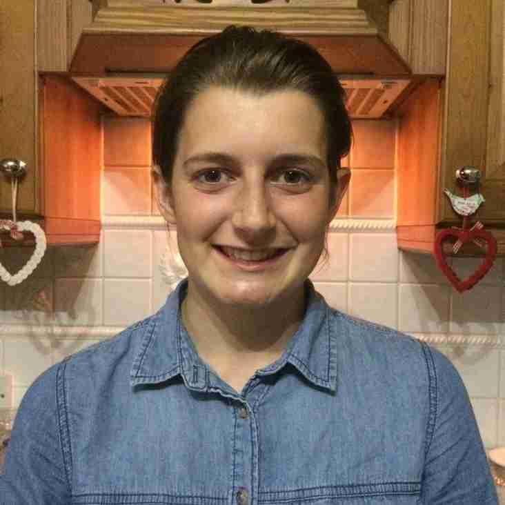 Meet the Player - Week 6  Joanne Pipe