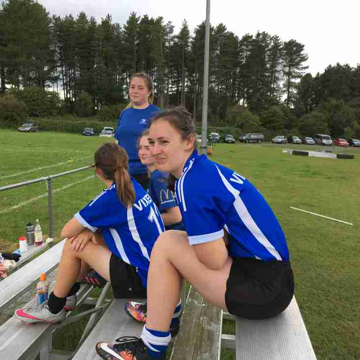 Meet the Player Week 7 - Alana Maclaren