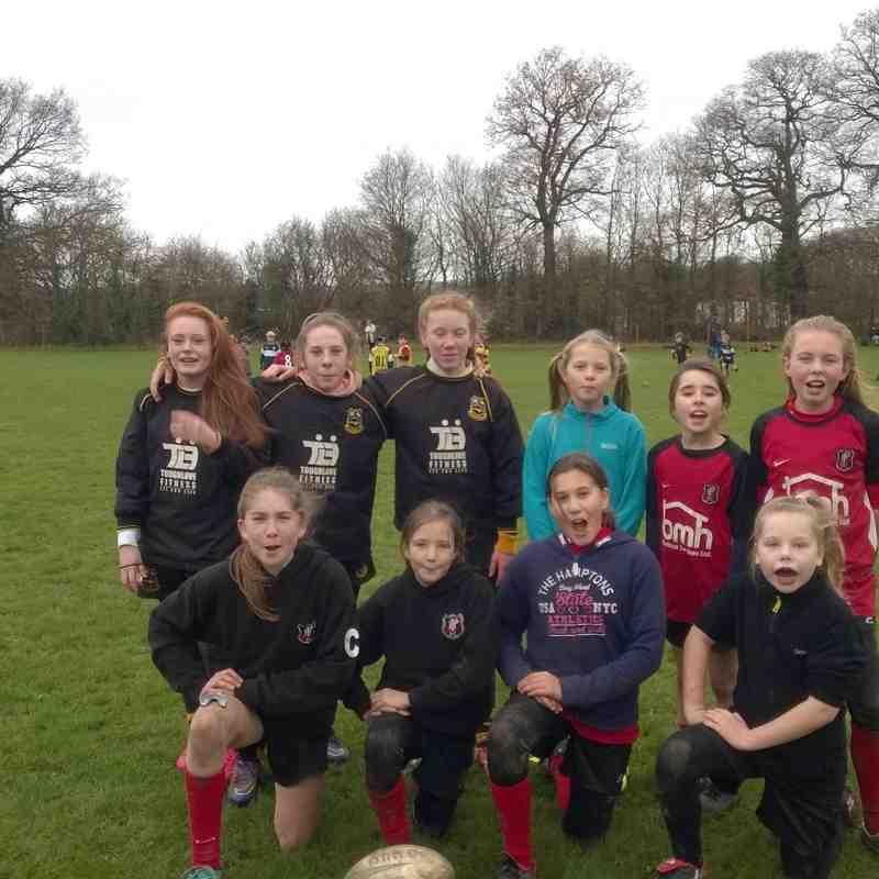 ORFC Girls Dec 2015