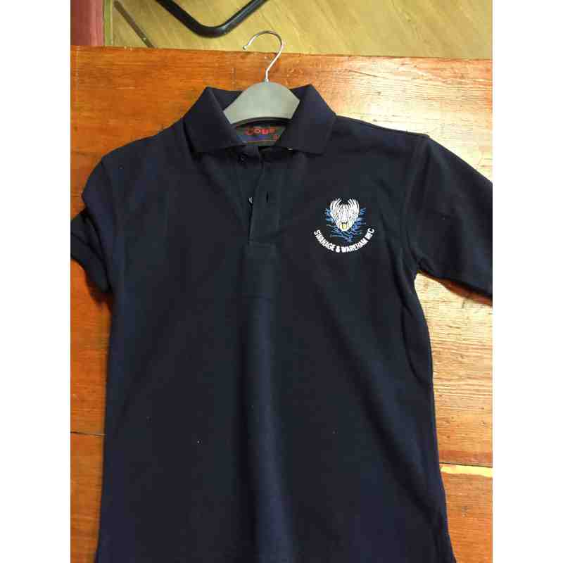 Swans Navy Polo shirt