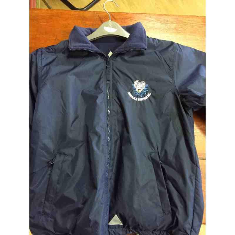 Waterproof Coat - Navy