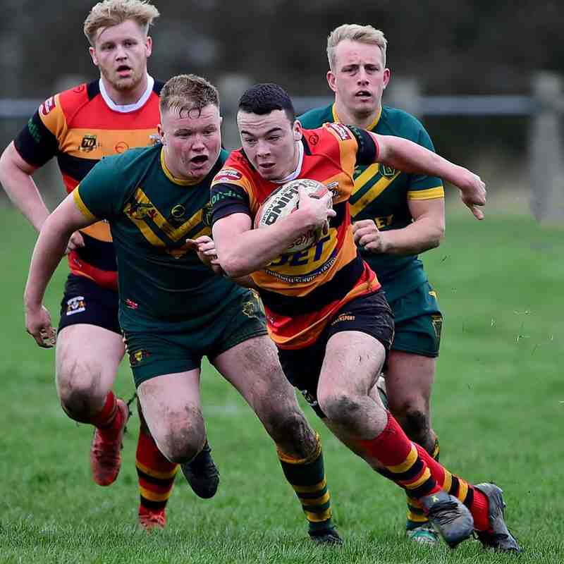 Shaw Cross v Hunslet Club Parkside