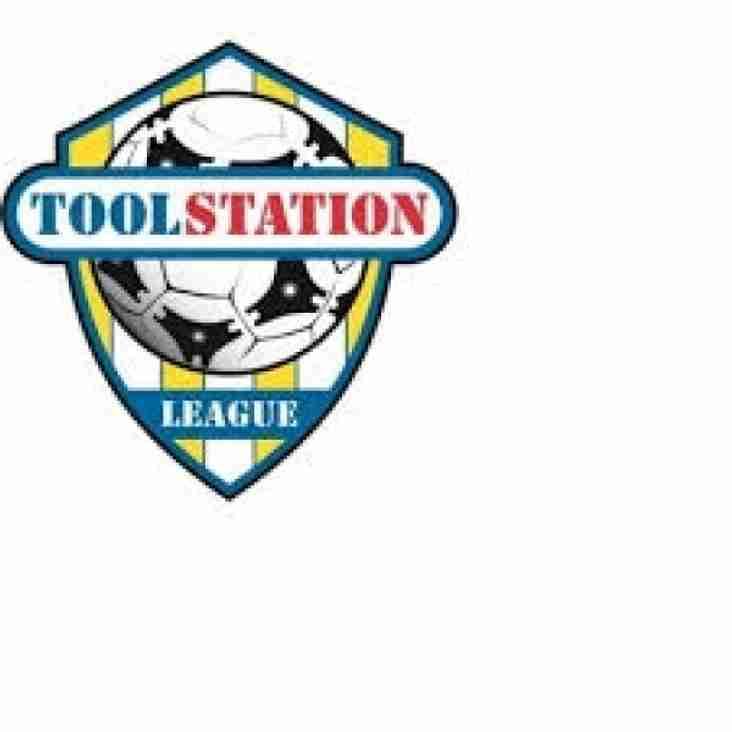 Toolstation League fixtures for 2018/19 season