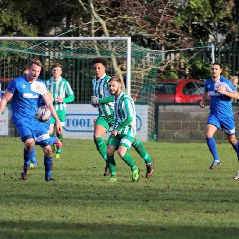 Westbury United fc 0 v 1 Bishop Sutton fc