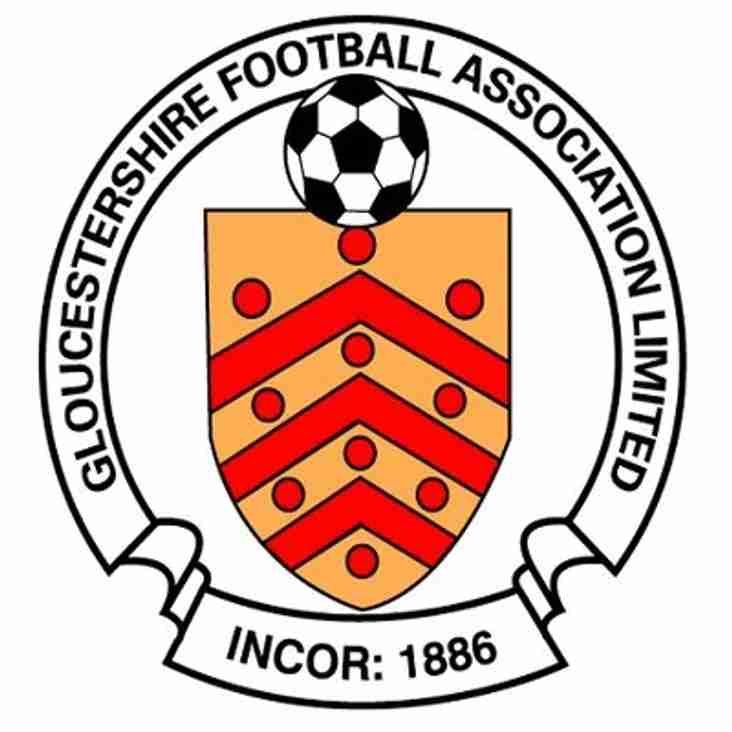 O's face holders in Gloucestershire FA Trophy