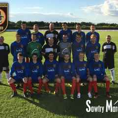 Away Kit Team Photo