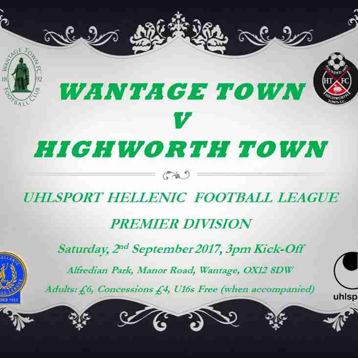 Highworth Preview
