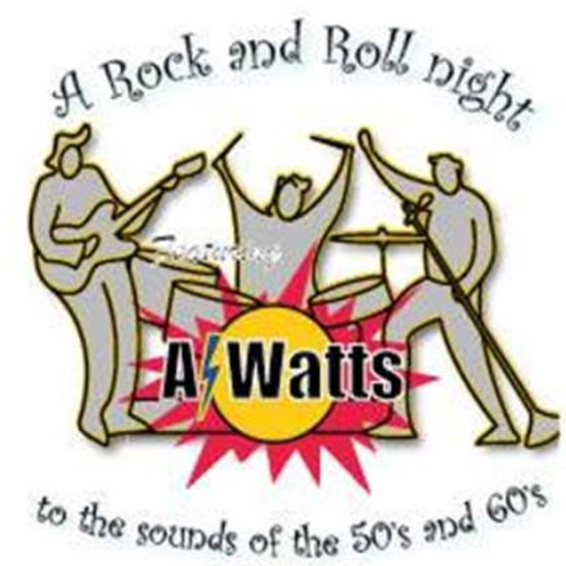 A Watts - a night of the sounds from the 50s and 60s
