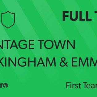 Wantage Beat Wokingham