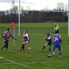 OULTON V METHLEY U9s