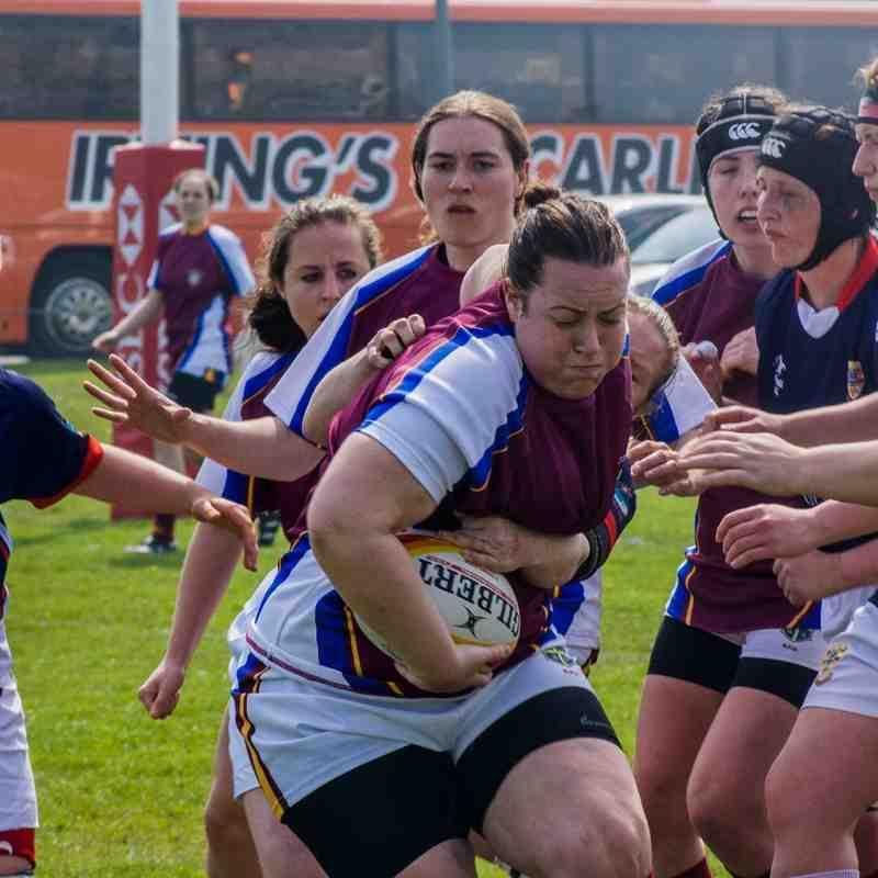 Durham Ladies v Cumbria Ladies