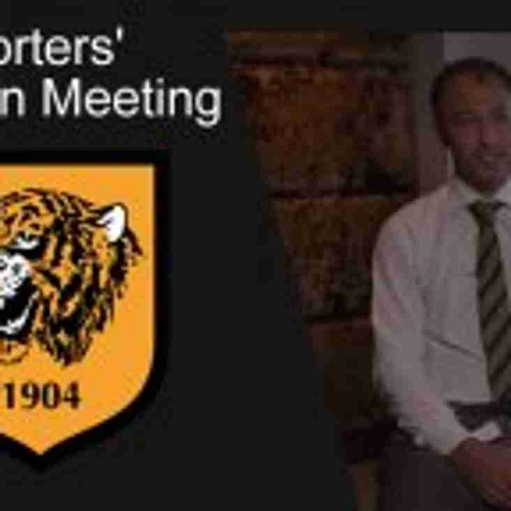 Dec Supporters Liaison Meeting
