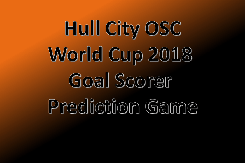 Which current or former Hull City player will be the first to score in this years World Cup  Finals?