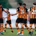 The Tigers beat C.S. Maritimo 1 - 2