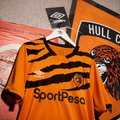 HULL CITY REVEAL NEW 2019/20 HOME SHIRT