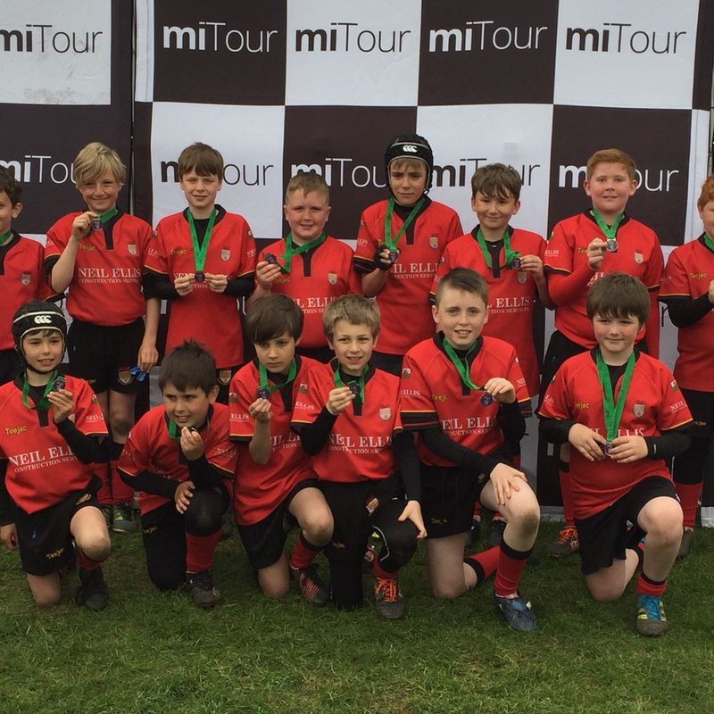 CRD U11's Loss against Abergele