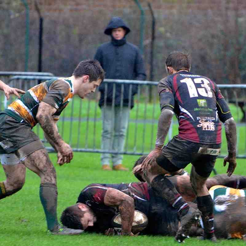 Ruck in the muck? Photo:Roy Carlisle