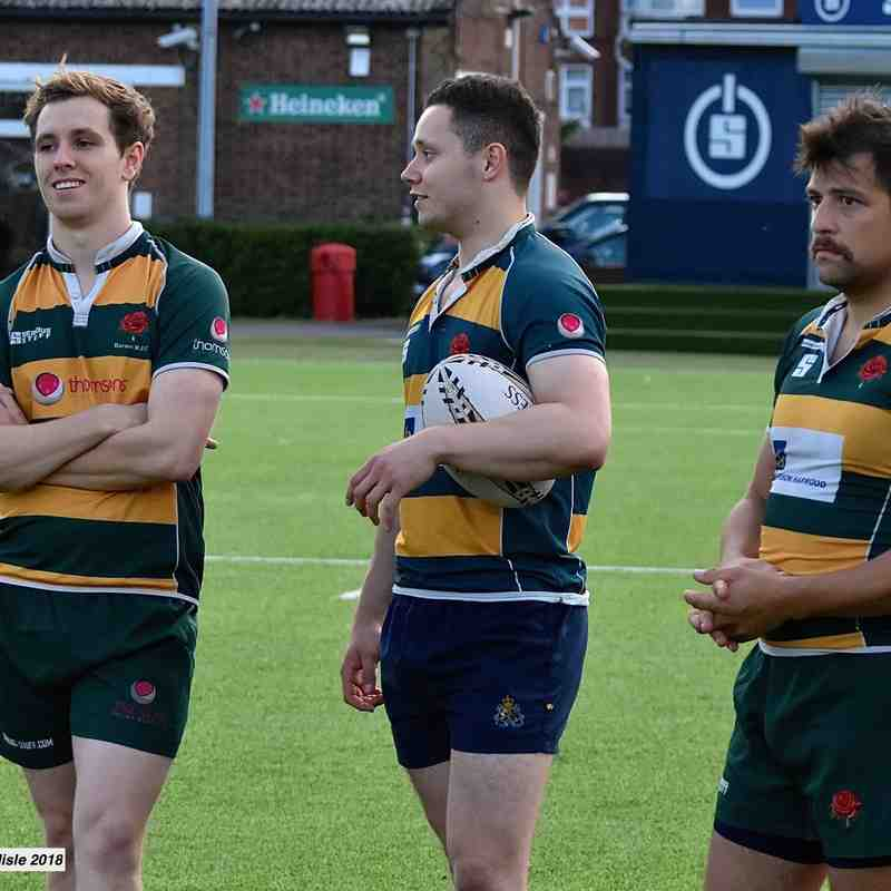Barnes Training with Rosslyn Park 310718. Copyright Roy Carlisle 2018