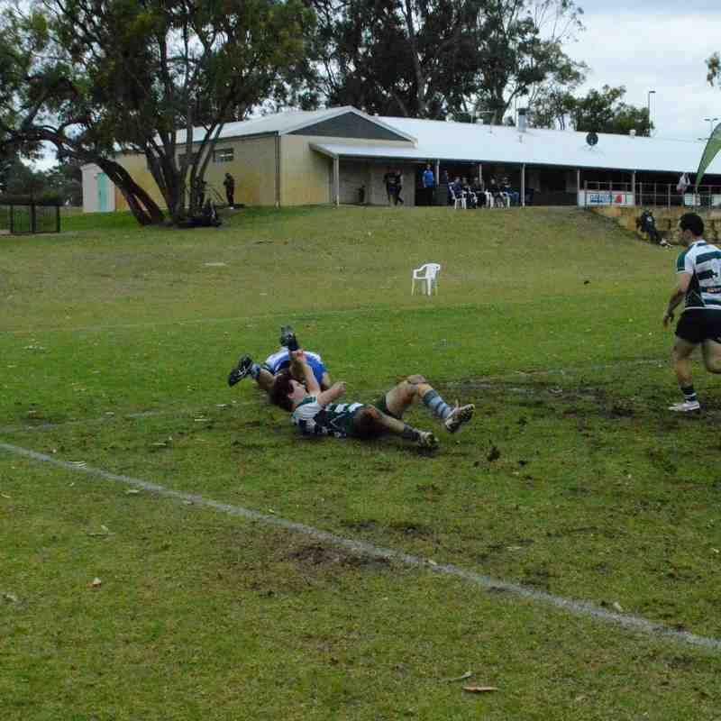 Round 15 v Wanneroo