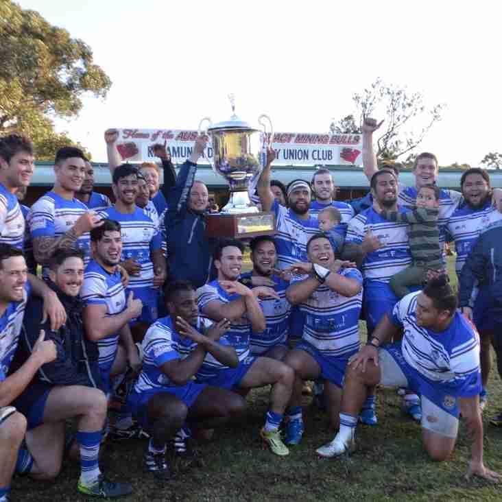 Weekend Results - Palmyra Claim RugbyWA Cup