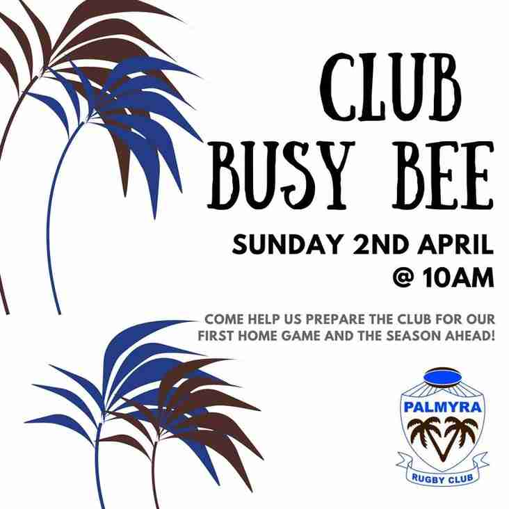 CLUB BUSY BEE