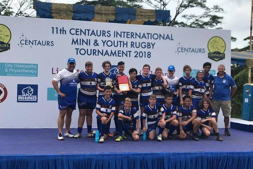 U13s Singapore Tour Report