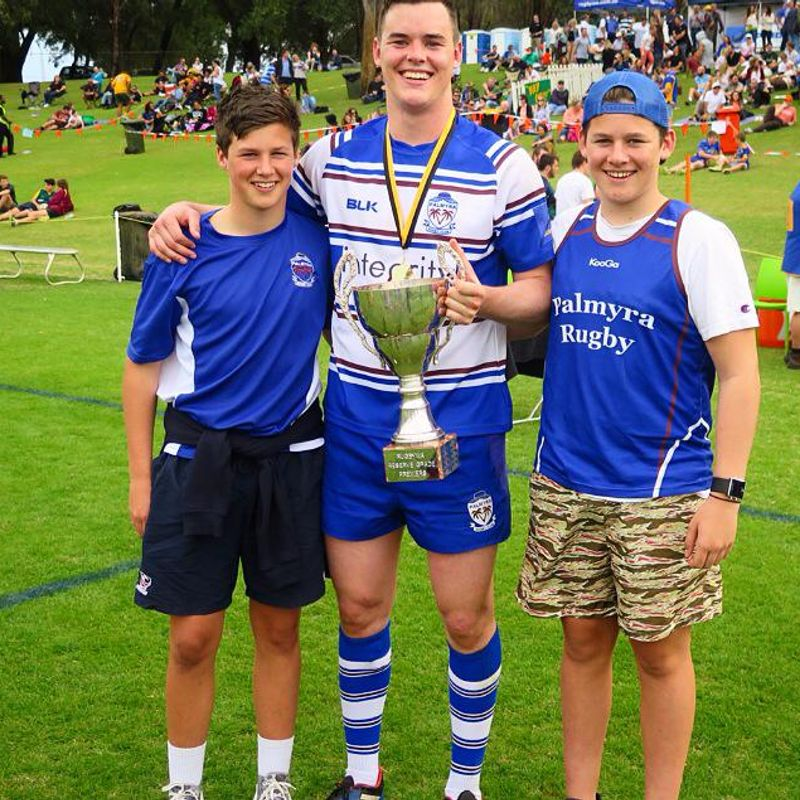 Palmyra Junior set for Western Force Debut
