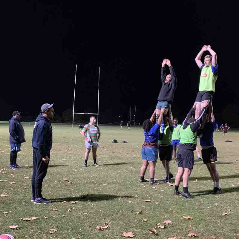 Charlie Ewels Lineout Masterclass