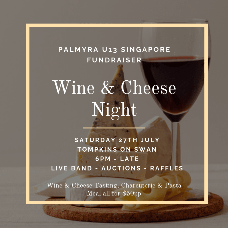 Wine & Cheese Night Fundraiser