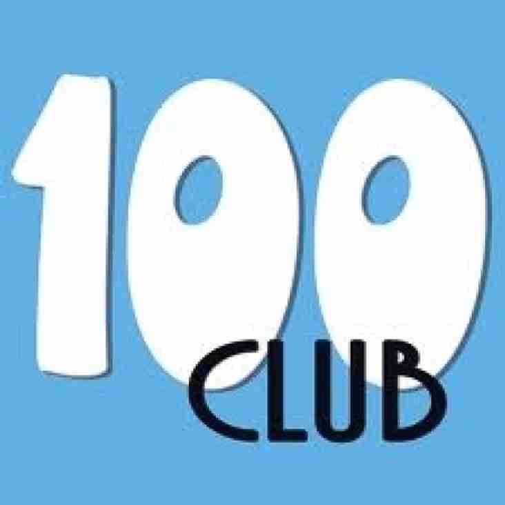 Morecambe CC 100 Club - May Winners