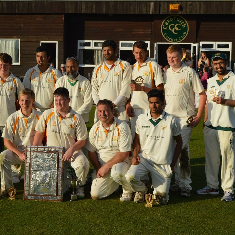 Morecambe CC - 2nd XI 45 - 210/6 Netherfield CC, Cumbria - 2nd XI