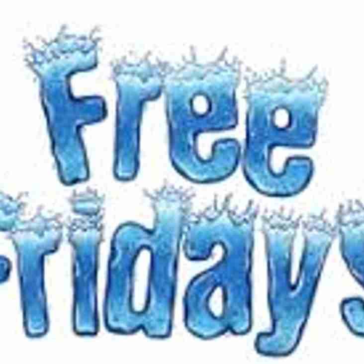 Free Friday Night Room Hire