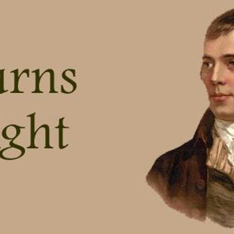 Burns Night Whisky Tasting and Dinner
