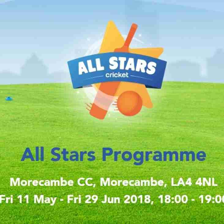 Morecambe Host All Stars Programme