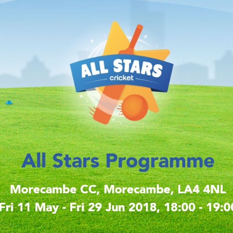 Morecambe Host All Stars Programme