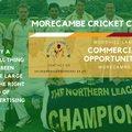 Sponsorship at Morecambe Cricket Club