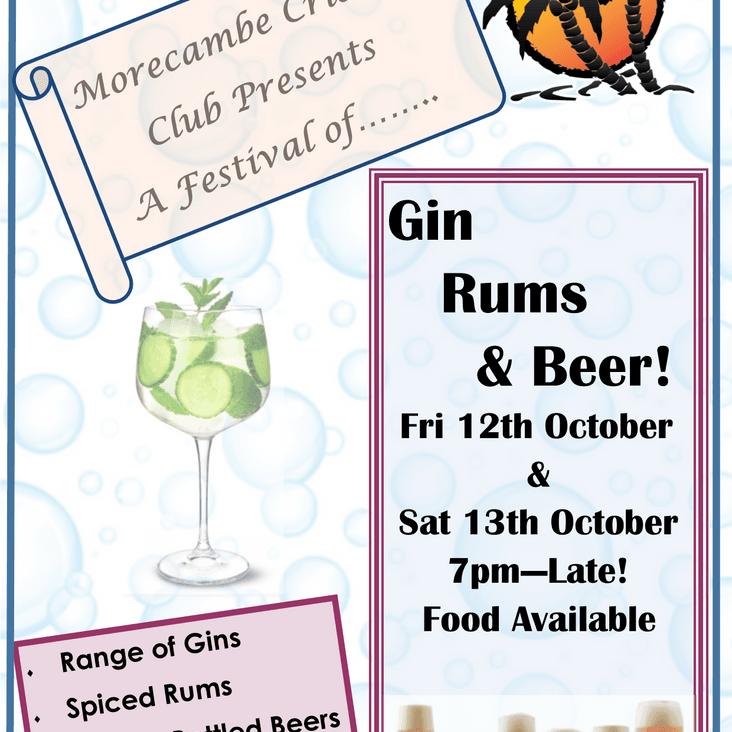 Festival of Gin, Rum &amp; Beers<