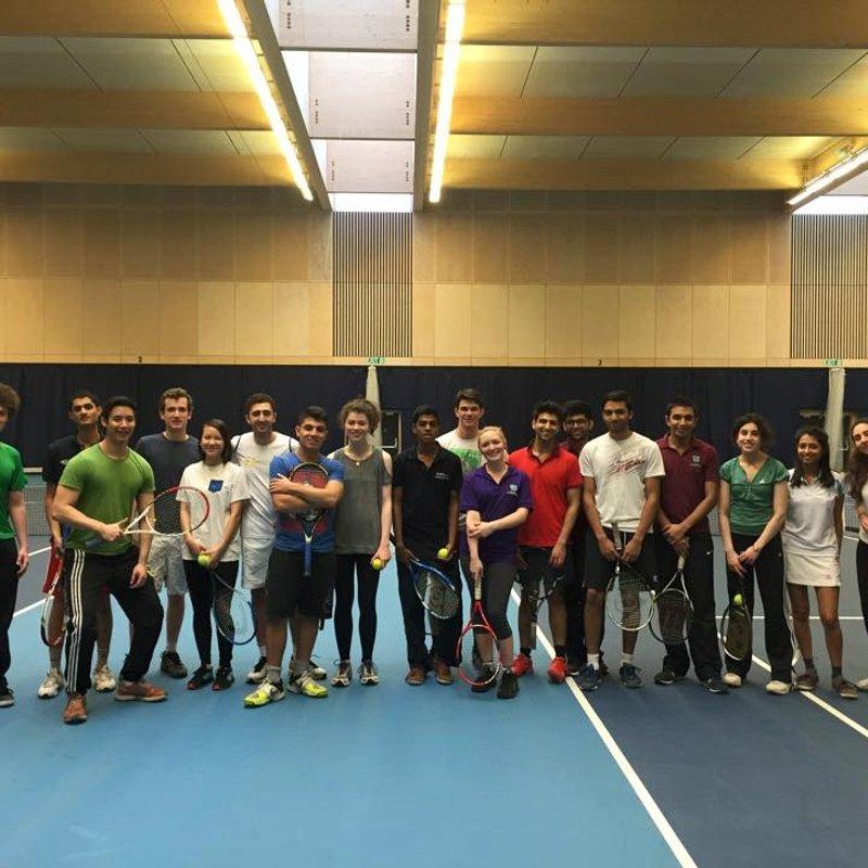 Social Tennis Tournament