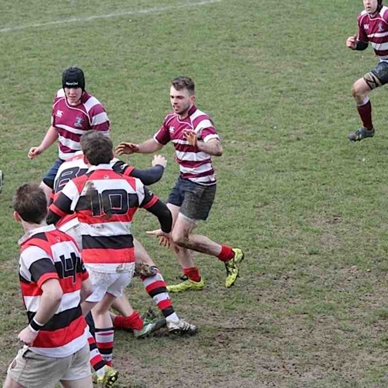 OPFC 1stXV vs Kingston